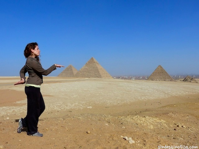 Gran piramide de Egipto walk like an egiptiian