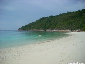Romantic Beach, Perhentian
