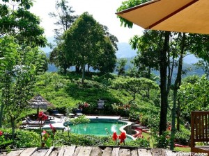 Resort en Little Adam's Peak